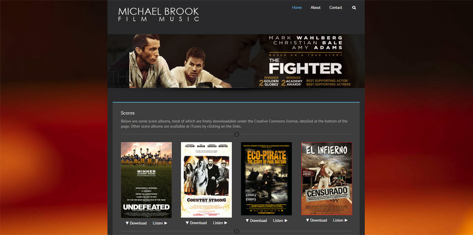 michaelbrookmusic.com